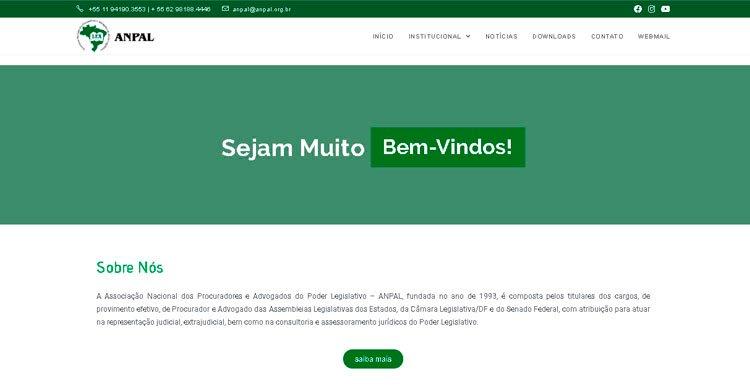 Portfólio de Sites