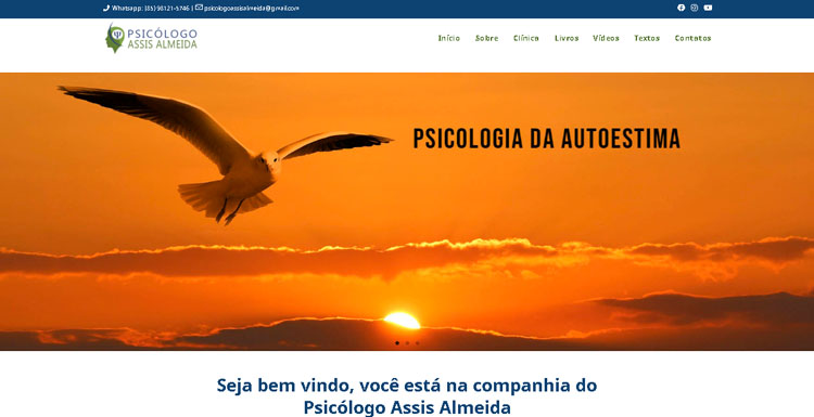Portfólio de Sites