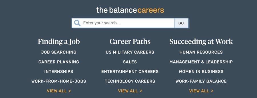 tenha uma renda extra com um site de lista de empregos